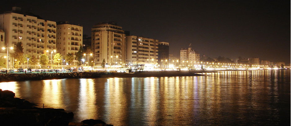 Limassol Night